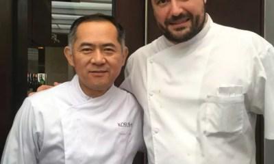 I Encontro de Michelins acontece hoje: Restaurante Picchi recebe Kosushi para jantar