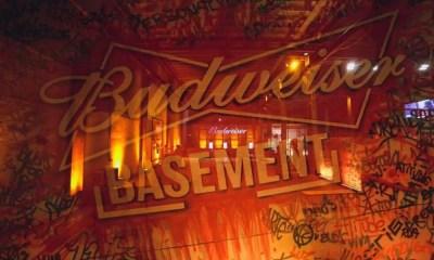 Budweiser Basement Rio de Janeiro. Veja quem esteve lá!
