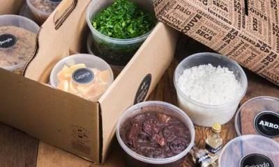 Nova empresa de delivery tem entrega rápida dos melhores restaurantes das principais capitais do país