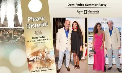 Dom Pedro Summer Party acontece em Vilamoura
