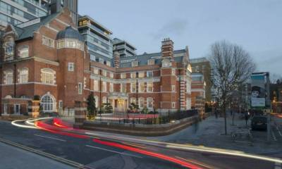 Small Luxury Hotels inaugura The LaLiT London