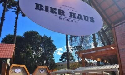 Bier Haus acontece em Campos do Jordão com entrada gratuita