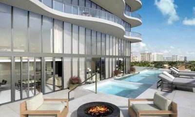 Regalia apresenta casa de praia em Miami