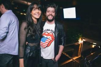 Anna Luiza Pontes e Daniel Pires