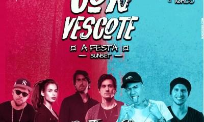 """La Luna recebe a 1ª edição do """"Convescote, a festa"""""""