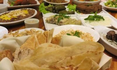 Restaurante árabe une tradição e culinária saudável