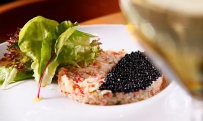 Piselli Jardins fixa pratos sazonais em seu menu
