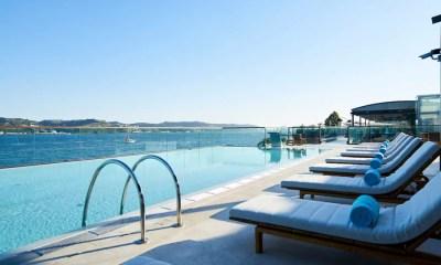 SUD Lisboa é bar, rooftop e restaurante com piscina