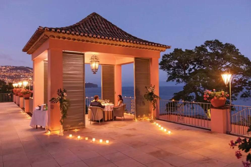 Luxo e requinte na Ilha da Madeira