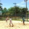 Beach Arena do Jockey realiza torneios de tênis e futevôlei