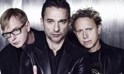 """Depeche Mode lança video de """"Cover me"""" com direção de Anton Corbijin"""