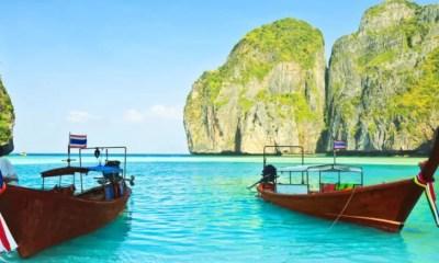 4 motivos para visitar a Tailândia
