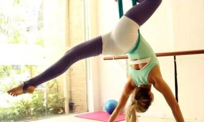 Ballet Fly: a modalidade que combina dança com acrobacias de circo