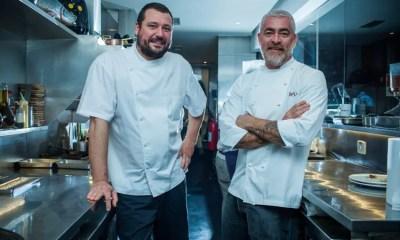 Atala e chef Pier Paolo preparam menu de 3 anos de restaurante no Jardins