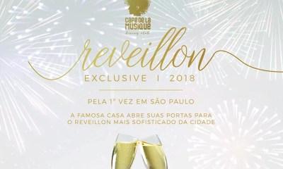 Cafe de La Musique promove Festa de Reveillon na capital paulista