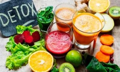 Dieta detox: Nutricionista esclarece indicações e riscos