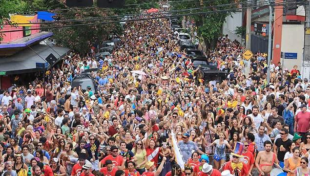 Vila Madalena terá camarote premium para o carnaval