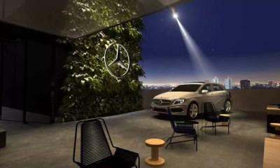 Mercedes-Benz Night abre temporada de eventos da marca com novo conceito