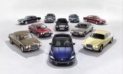 Jaguar lança XJ50 para celebrar os 50 anos do sedã mais luxuoso da marca
