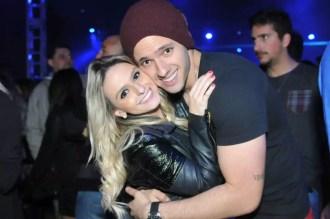 Denise Bessa e Eduardo