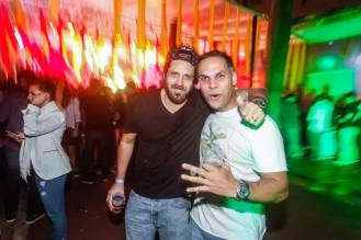 Cris Montgomery e Marcelo Reis