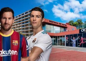 CR7 Messi