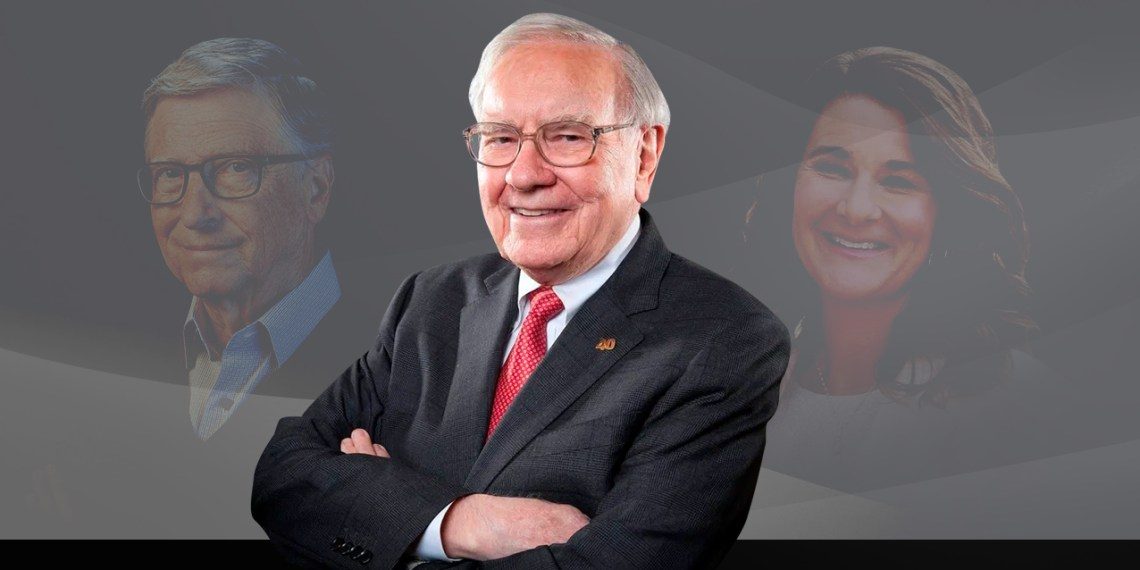 Warren Buffett salida Fundación Gates