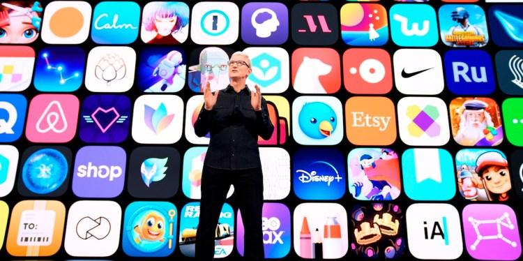 iOS 15 Apple