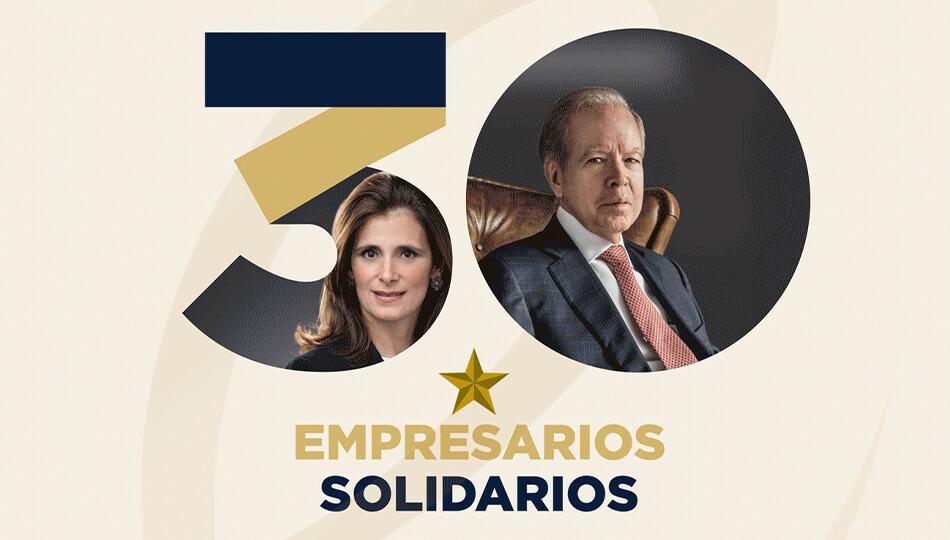 Empresario solidarios del año 2020