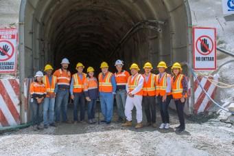 Equipo de minería CORMIDOM. FOTO: CORMIDOM