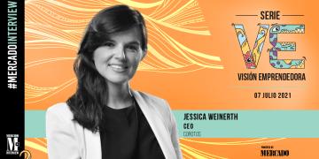 Jessica Weinerth, CEO de Corotos