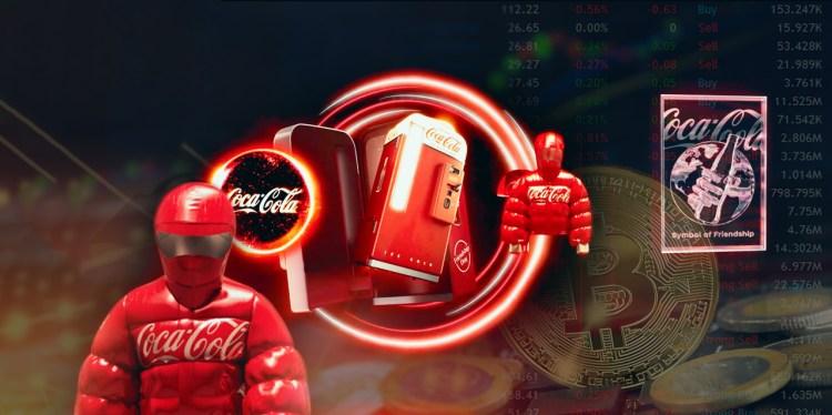 NFT de Coca Cola