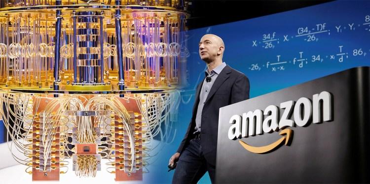 Computadora cuántica Amazon, investigación informática, inteligencia artificial