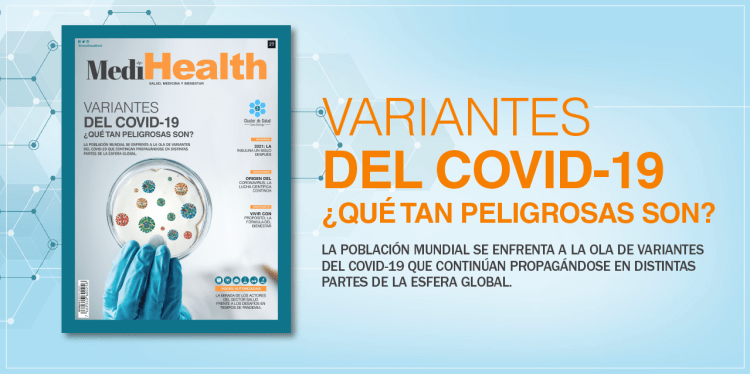 Revista MediHealth agosto