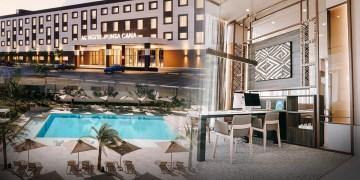 Instalaciones del nuevo hotel urbano de lujo en Punta Cana, AC Hotels by Marriott