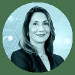 Cynthia León, Directora Administrativa de Referencia Laboratorio Clínico