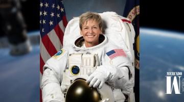 primera mujer de la NASA