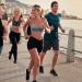 grupo de personas corriendo - actividad física