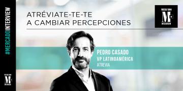 Pedro Casado, VP LATAM de Atrevia