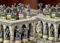 Set de ajedrez del Señor de los Anillos
