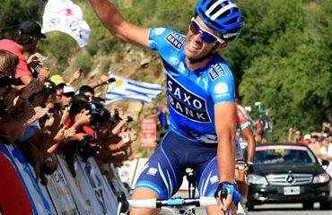 Alberto Contador la superestrella del ciclismo mundial