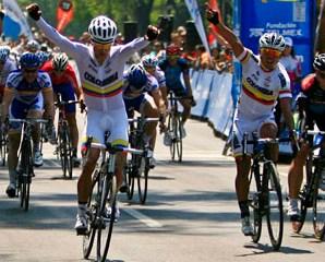 Juanes y Edwin Ávila victoriosos en México