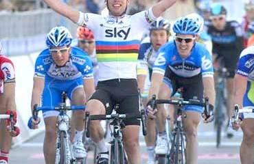 Mark Cavendish gana también en Francia