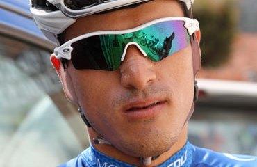 Jhon Martínez, subcampeón de la Vuelta a Cundinamarca