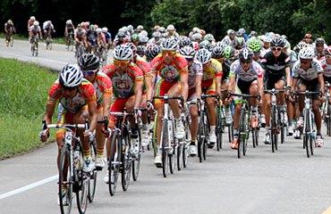 La caravana ciclística ahora a correr en Cundinamarca