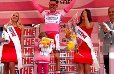 'Purito' Rodríguez ya tiene victorias en la 3 grandes