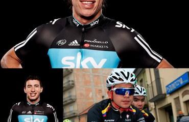 Duarte, Henao y Urán a los olímpicos de Londres