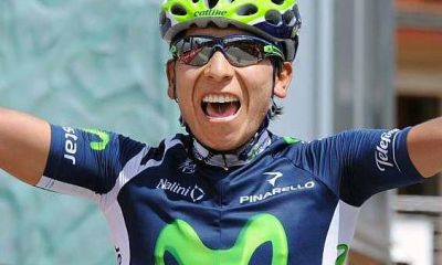 Nairo Quintana ganó en Morzine
