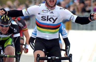 Cavendish y su victoria número 21 en el Tour