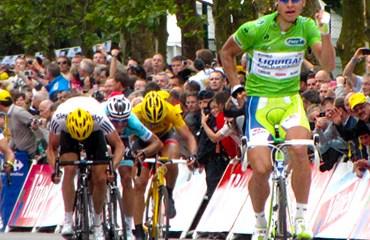 Sagan sigue sumando en el Tour